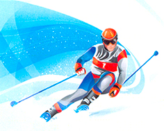 Дэнас и спорт